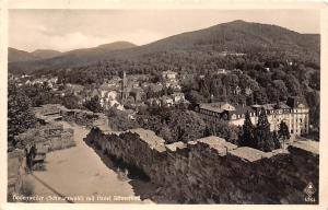 Badenweiler Schwarzwald mit Hotel Roemerbad Gasthaus Pension