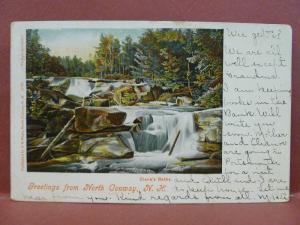 Old Postcard NH North Conway  1903