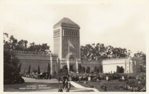 RP: SAN FRANCISCO , California , 1910-30s ; Memorial museum , Golden Gate Park