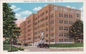Michigan Pontiac General Hospital