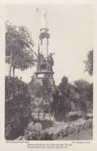 RP, Monumento A Los Heroes Del Bruch, Montserrat (Barcelona), Spain, 1910-1920s