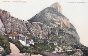 Governor's Cottage, GIBRALTAR, 1900-1910s