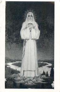 Arpadhazi Szent Margit Hungary photo NOT postcard