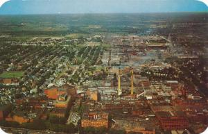 Eastman Kodak Park from the Air, Rochester, New York