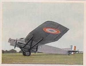 Lloyd German Vintage Cigarette Card Armament Of Allied Forces No 248 French N...