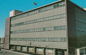 REGINA , Saskatchewan, Canada, 40s-60s ; New Post Office