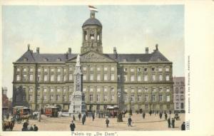 netherlands, AMSTERDAM, Paleis op de Dam, Royal Palace, Architect Van Campen