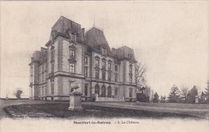 Montfort-Le-Rotrou , France , 00-10s ; Le Chateau