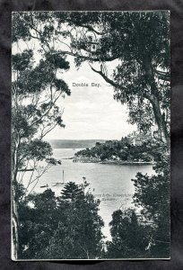 5355 - AUSTRALIA Double Bay Sydney c1907-10 Postcard