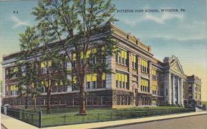 Pittston High School Pittston Pennsylvania