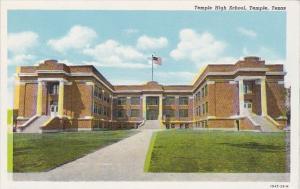 Texas Temple High School