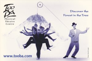 Integrated Performance Training Tooba Physical Theatre Centre Vancouver