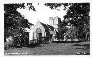 England Canterbury, Wickhambreaux Church