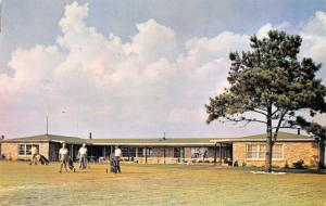 Fort Rucker Alabama~US Army Aviation Center~Golf Course~Club House~Soldiers~1960