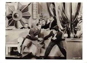 The Marx Brothers Movie Poster Postcard