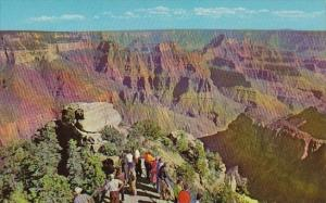 Arizona Grand Canyon National Park Bright Angel Point North Rim