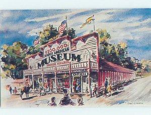 Chrome MUSEUM SCENE Angola Indiana IN AG0348
