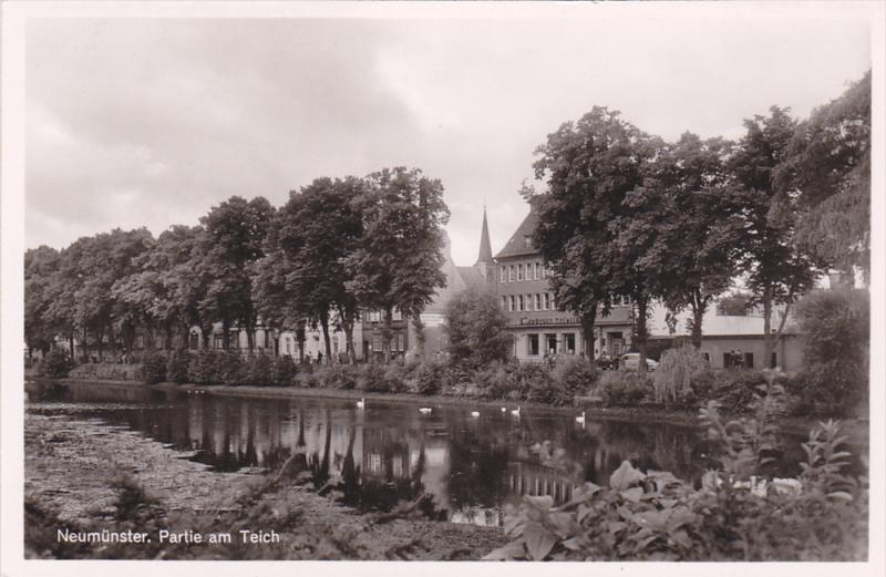 RP, Partie Am Teich, Neumunster (Schleswig-Holstein), Germany, 1920-1940s (2)