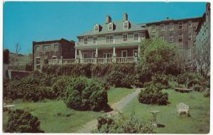 CARLYLE HOUSE, Alexandria, Virginia, unused Postcard