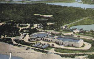 Florida Air View Of Marineland