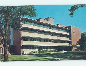 Unused Pre-1980 HOSPITAL SCENE Fort Scott Kansas KS W2500