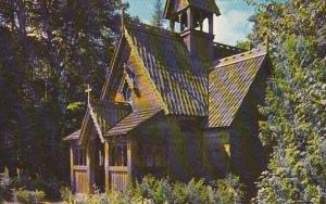 Boynton Chapel Bailey's Harbor Door County Wisconsin 1960