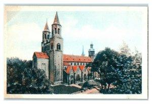 Hildescheimer Dom, German Cathedrals, Echte Wagner German Trade Card *VT31V