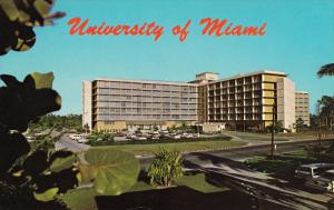 University of Miami, Residence Hall for Women, CORAL GABLES, Florida, 40-60´s