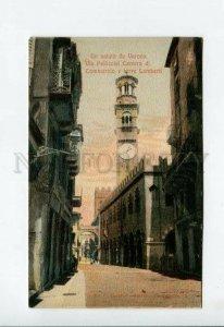 3155993 ITALY VERONA Via Pelicciai Vintage postcard