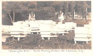 Shaker Postcard Columbia County, NY New Lebanon, New York USA, Old Vintage An...