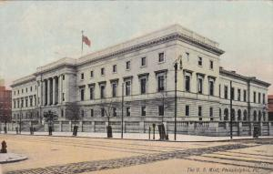 PHILADELPHIA, Pennsylvania, 1900-1910's; U.S. Mint