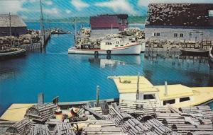 Sandford, Yarmouth County, Nova Scotia, Canada, 40-60s