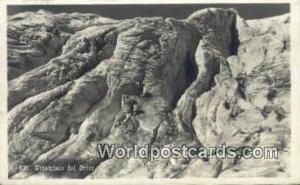 Chiacciaic del Gries Swizerland 1932