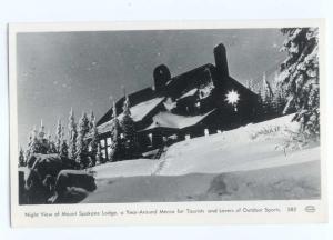 RP Mount Spokane Lodge Washington WA