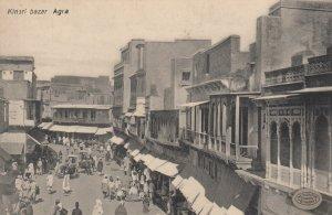 AGRA, India , 00-10s ; Kinari bazar