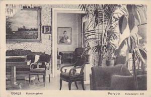Borga , Runebergshem , Finland , 1910s ; Porvoo,Runeberg'in koti