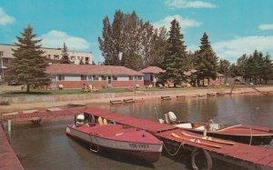 SUNDRIDGE, Ontario, Canada, 40-60s; Caswell Resort & Motor Inn