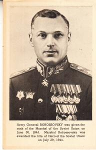 General Rokossovsky 1944