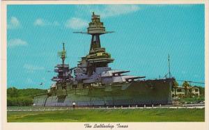 Battleship Texas At San Jacinto Battlegrounds