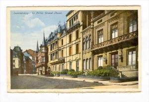 Luxembourg. Le Palais Grand-Ducal, 00-10s