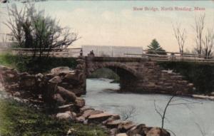 Massachusetts North Reading The New Bridge