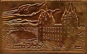 Kopper Kard - Salt Lake City Mormon Tabernacle