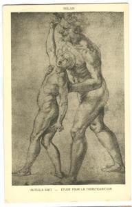 Raffaello Santi, Etude Pour la Transfiguration, early 1900s