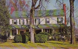 Wright Tavern Reid House Wentworth North Carolina