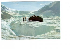 Snowmobile, Athabasca Glacier, Alberta