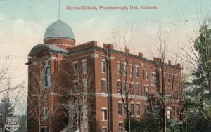 PETERBOROUGH, Ontario, Canada, 1910; Normal School