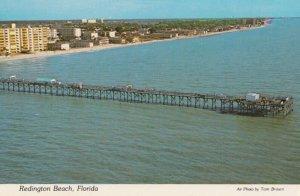REDINGTON BEACH , Florida , 1950-70s ; Pier