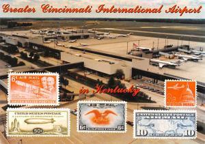 Greater Cincinnati International Aiport - Hebron, Kentucky