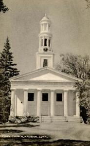 CT - Madison. Congregational Church