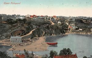 Upper Fishguard, Wales, Great Britain, Early Postcard, Unused